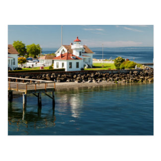 Mukilteo Lighthouse, Mukilteo, Washington, USA Postcard