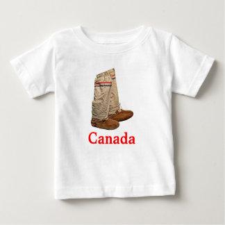Mukluks Baby T-Shirt