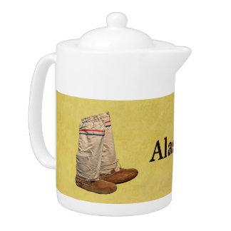 Mukluks Teapot