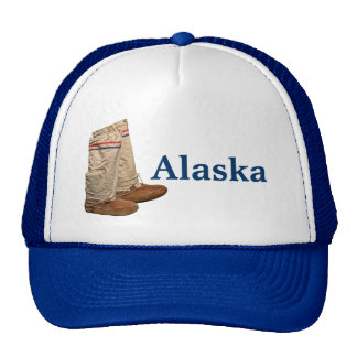 Mukluks Trucker Hat