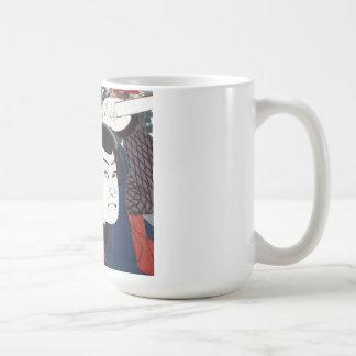 Mukōjima miyamoto musashi coffee mugs