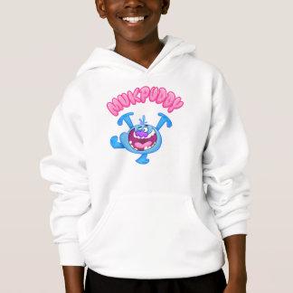 Mukpuddy Blue Dude - Kids Hoodie