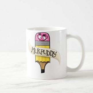 """Mukpuddy - """"Muk-Pencil"""" Classic Mug"""