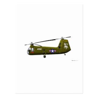 Mula del ejército de Piasecki UH-25 Postal