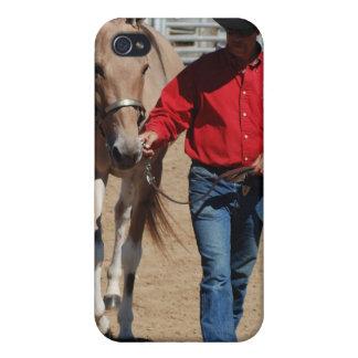 mula en clase con tirante y espalda descubierta iPhone 4 carcasas