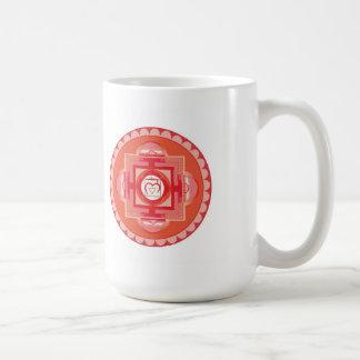Mūlādhāra Mandala Chakra (root chakra) Coffee Mug