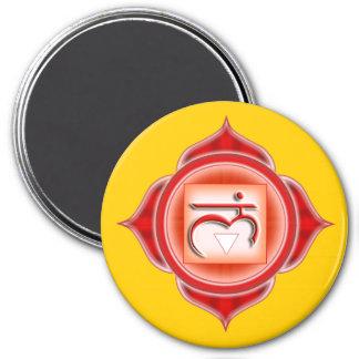 Muladhara or Root the 1st Chakra Magnet
