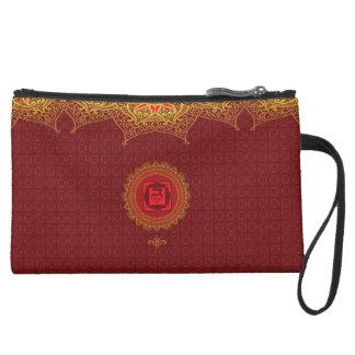 Muladhara rojo, 1r (raíz) bolso de Chakra
