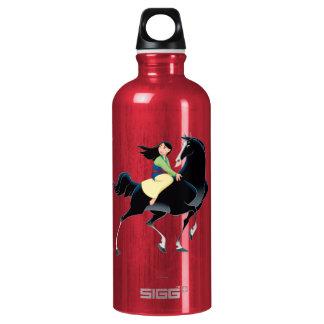 Mulan and Khan Water Bottle