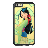 Mulan and Mushu 2 OtterBox iPhone 6/6s Plus Case