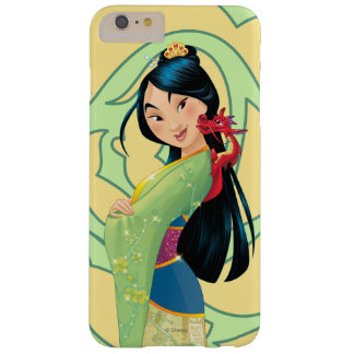Mulan and Mushu Barely There iPhone 6 Plus Case