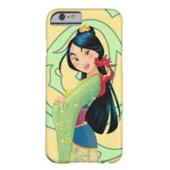 Mulan and Mushu iPhone 6 Case