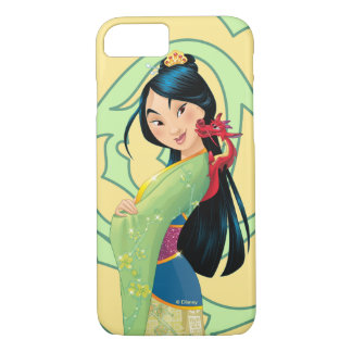 Mulan and Mushu iPhone 8/7 Case