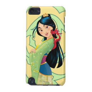Mulan and Mushu iPod Touch (5th Generation) Cover