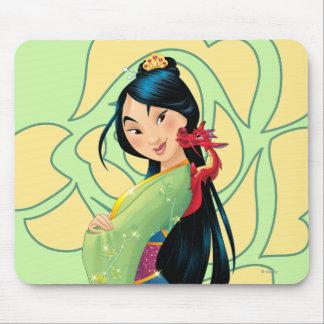 Mulan and Mushu Mouse Pad