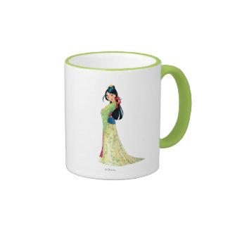 Mulan and Mushu Ringer Mug