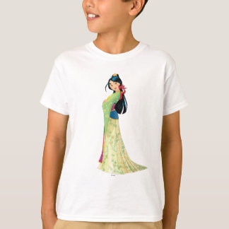 Mulan and Mushu T-Shirt
