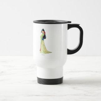 Mulan and Mushu Travel Mug