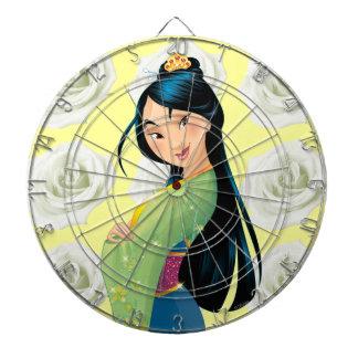 Mulan Dartboard