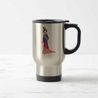 Mulan Dress 15 Oz Stainless Steel Travel Mug