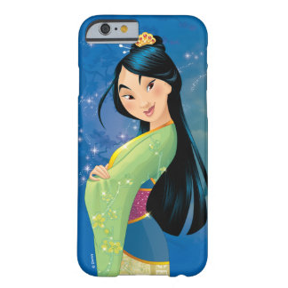Mulan | Fearless Dreamer Barely There iPhone 6 Case