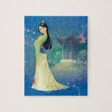 Mulan   Fearless Dreamer Jigsaw Puzzle