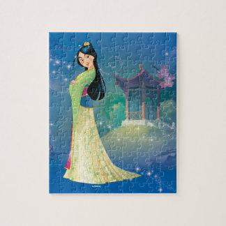 Mulan | Fearless Dreamer Jigsaw Puzzle