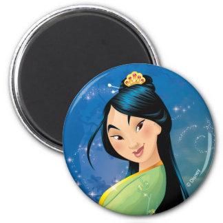 Mulan | Fearless Dreamer Magnet