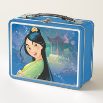 Mulan | Fearless Dreamer Metal Lunch Box