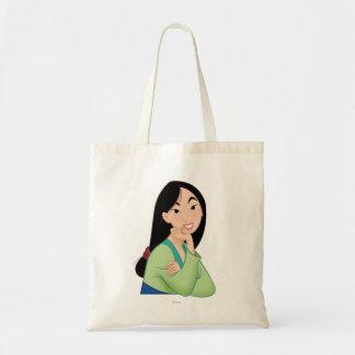 Mulan Headshot Tote Bag