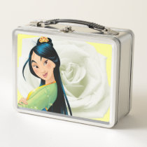 Mulan Metal Lunch Box