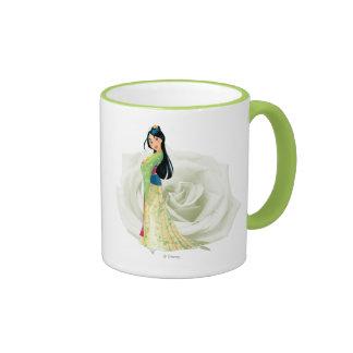 Mulan Ringer Coffee Mug