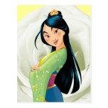 Mulan Postcard