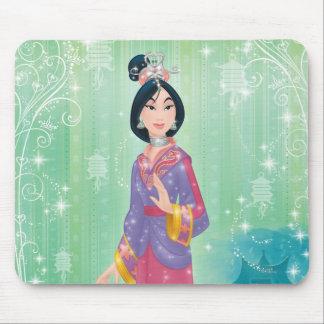 Mulan Princess Mouse Pad