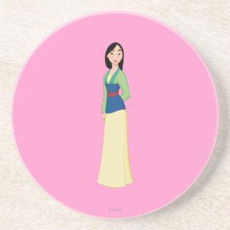 Mulan Standing Coaster