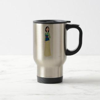 Mulan Standing Travel Mug