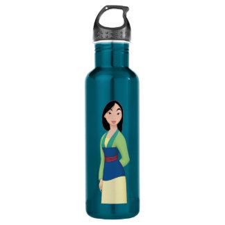 Mulan Standing Water Bottle