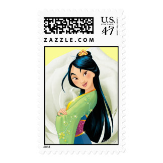 Mulan Timbre Postal