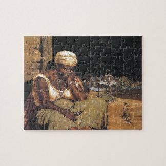 Mulata quitandeira jigsaw puzzle