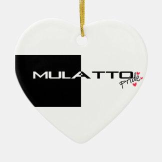 Mulatto Pride Ceramic Ornament