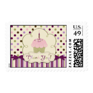 Mulberry Dot TY Stamp
