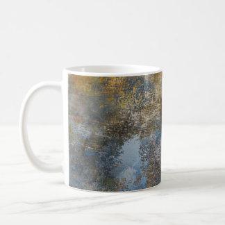 Mulberry on Concrete Classic White Coffee Mug