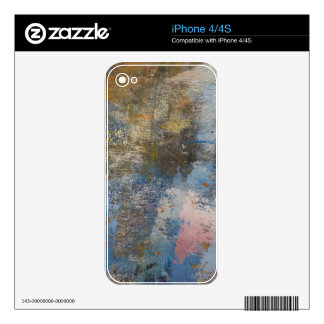Mulberry on Concrete Skins For iPhone 4S