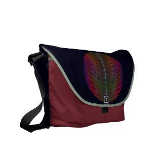 Mulberry Rainbow Moon Messenger Bag