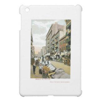 Mulberry St., New York City iPad Mini Cover