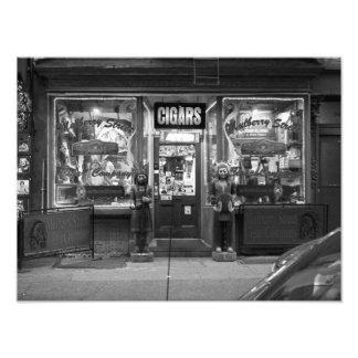 Mulberry Street Cigar Company Photo Print