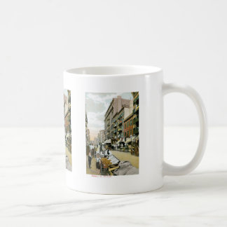 Mulberry Street, New York Classic White Coffee Mug