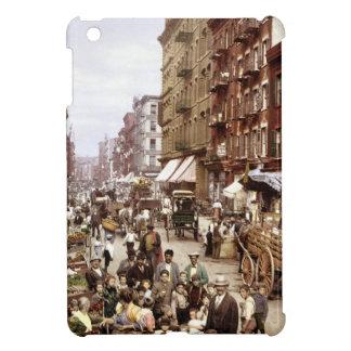 Mulberry Street NYC ca.1900 iPad Mini Cases