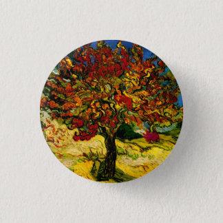Mulberry Tree Van Gogh Fine Art Pinback Button