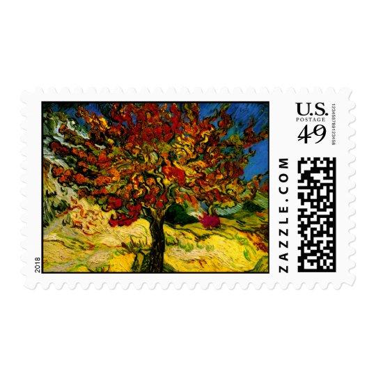 Mulberry Tree Van Gogh Fine Art Postage